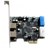 ST-Lab U780 PCI-Ex1, 2 ext(USB 3.0)+ 2 int (USB 3.0)
