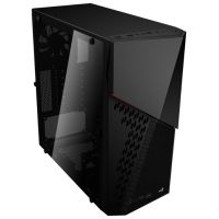 Aerocool CyberX Advance Black Без БП